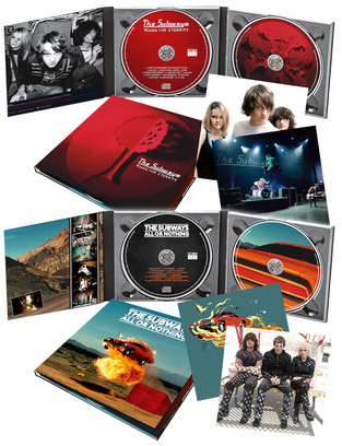 Extended edition anniversary CD albums announced of 'Young For Eternity' & 'All Or N