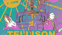 Alcopopacruiser new date announced! 29th Oct 21, Billy acoustic set + 3 fab bands 'on a boat b*t*h!'
