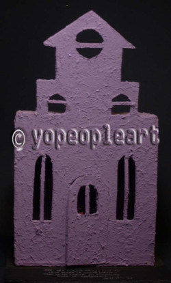 purple affirmation box