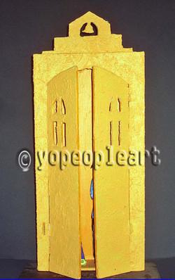 yellow affirmation box