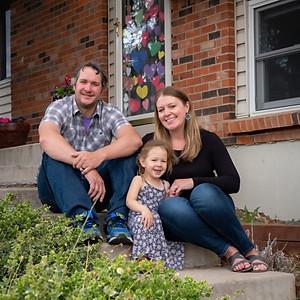 Rettler Family Porch Photos