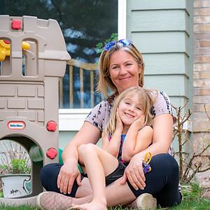 Mentry Family Porch Photos