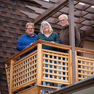 Schmitt Family Porch Photos