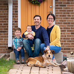 Cumesty Family Porch Photos