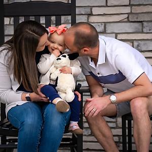 Durr Family Porch Portraits