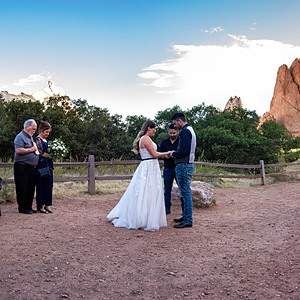 Taryn & Christopher Cross Wedding