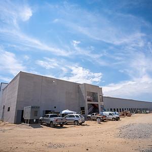 Carlton Electric Karis Cold Storage Warehouse