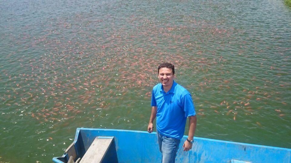 Foto Grupo Floval proyectos piscícolas en Colombia.