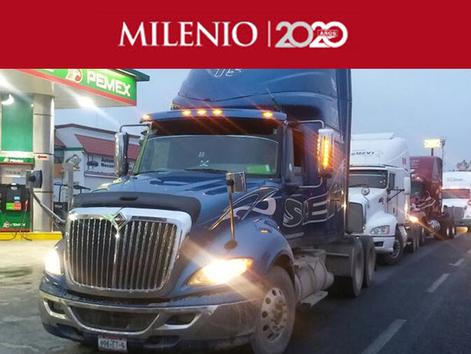 ¡El 30% del transporte de carga opera vacío!