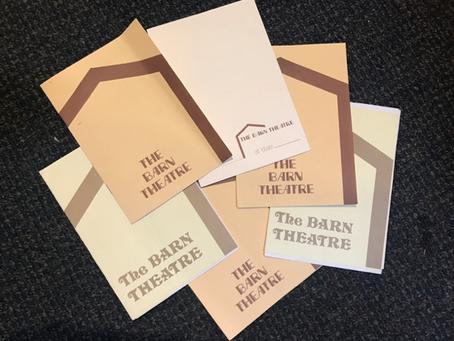 The Barn Theatre Club celebrates 50 Years of Original Writing