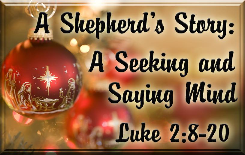 Shepherd's Story