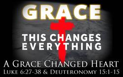 Grace Changed Heart