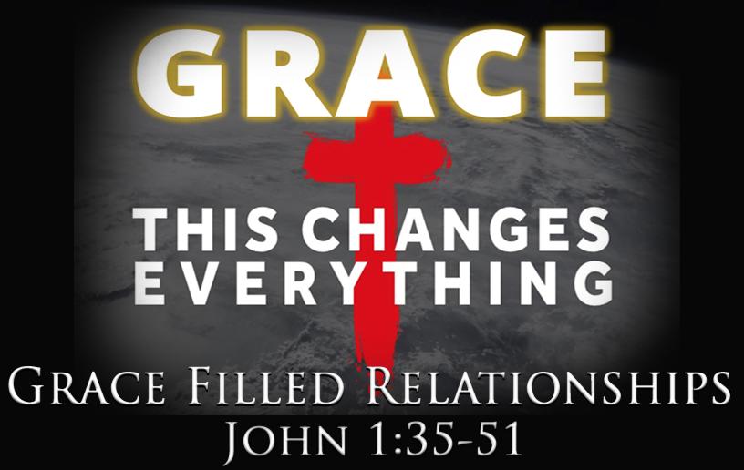 Grace Filled Relationships