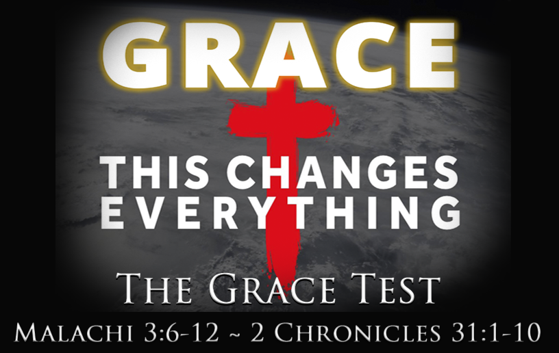 The Grace Test