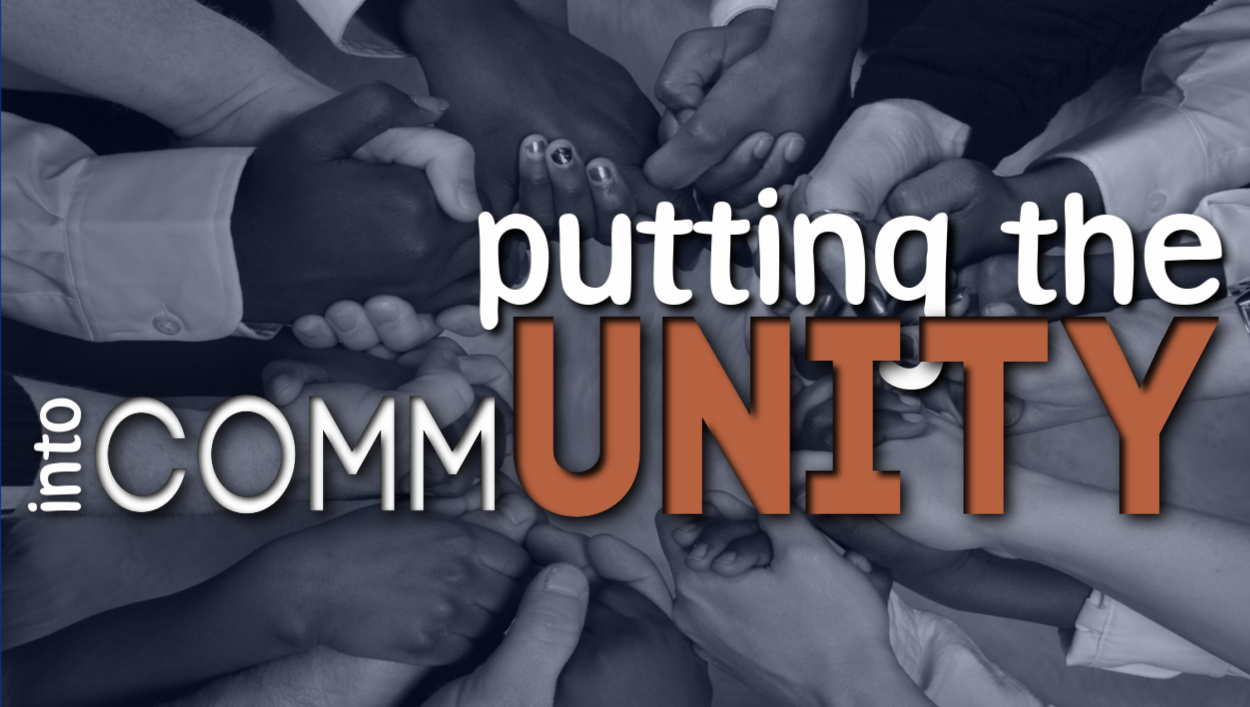Putting the Unity into Community