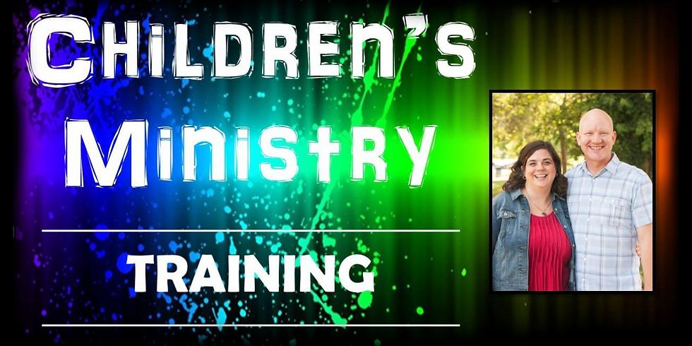 Children's Ministry Training