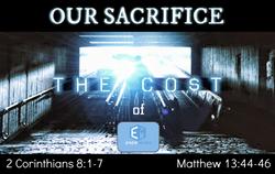 Our Sacrifice