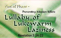 Lullaby of Lukewarm Laziness