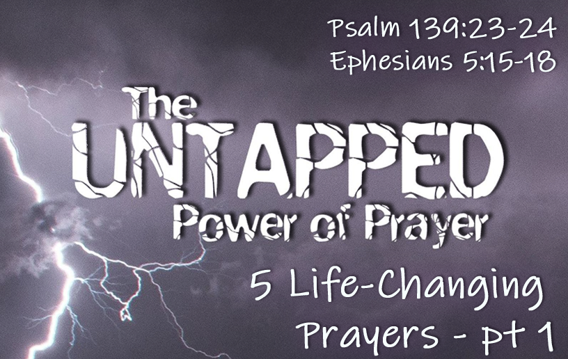 Life-changing prayers 1