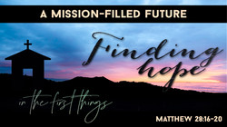 A Mission-Filled Future