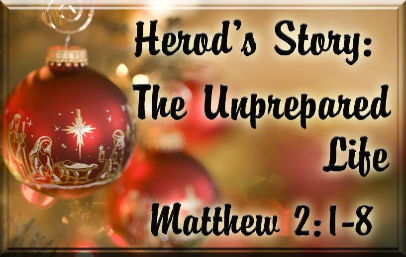 Herod's Story