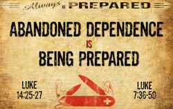 Abandoned Dependence is Being Prepared