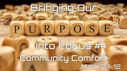 #4 Community Comfort
