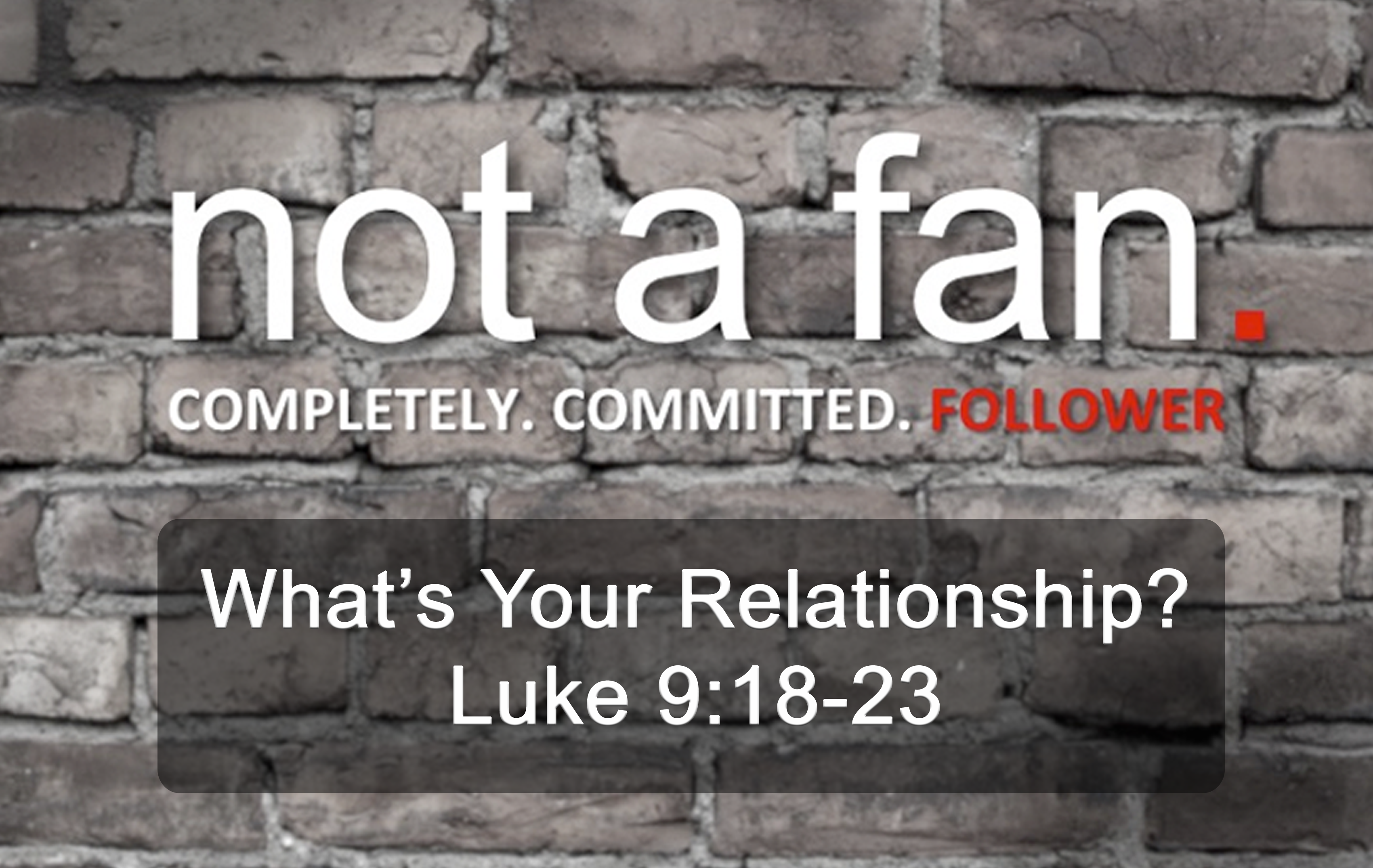 What's Your Relationship