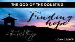 The God of the Doubting