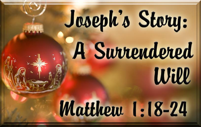 Joseph's Story