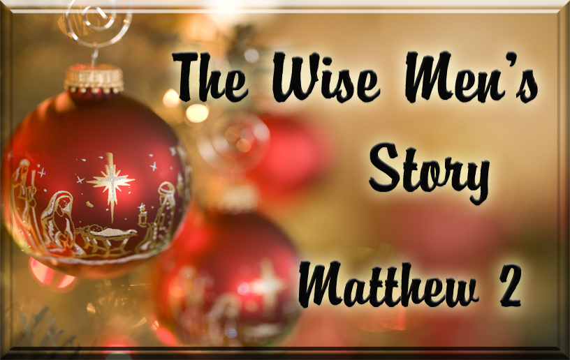 Wise Men's Story