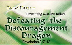 Defeating the Discouragement Dragon