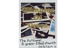 The Outcome: A Grace-filled Church