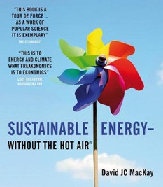David MacKay - Sustainable Energy Without The Hot Air