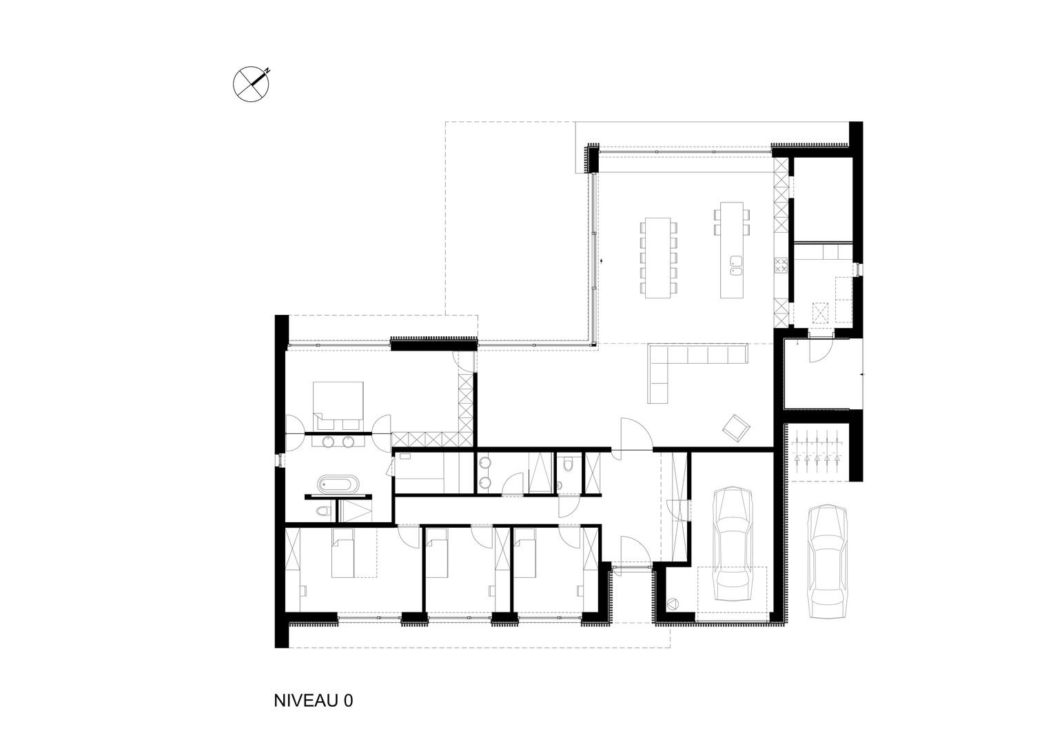 Xtra-architectenNieuwbouwWoningVrijstaan