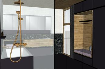 Xtra-architectenInterieurRestylebadkamer