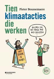 Pieter Boussemaere - Tien klimaatacties die werken