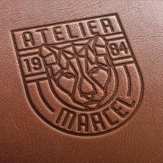 Atelier Marcel Logo