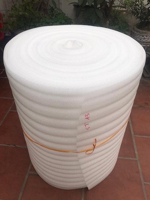 Xốp mút Foam 5mm ( 1.05mx100m)
