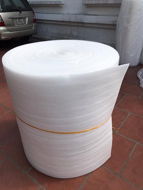 Xốp mút Foam 10mm ( 1.05mx50m)