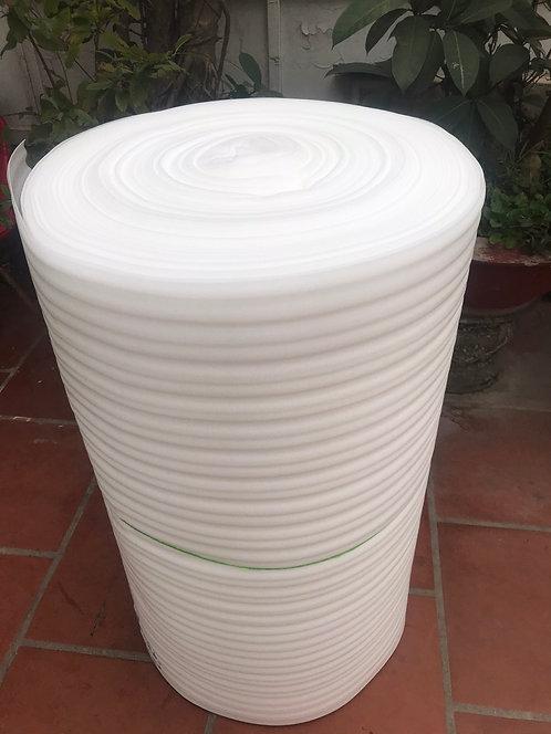 Xốp mút Foam 3mm ( 1.05mx100m)