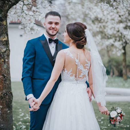Hochzeitsreportage in Winterthur, Suada & Mehmed
