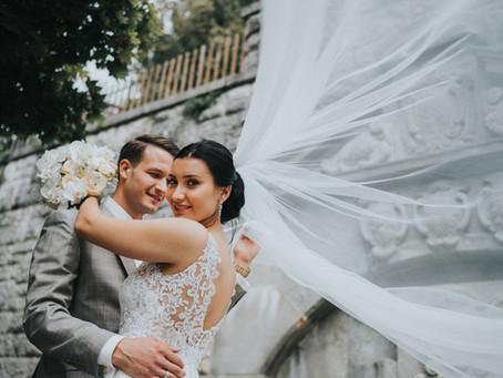 Hochzeitsreportage in Regensberg. Olesya & Sinisa