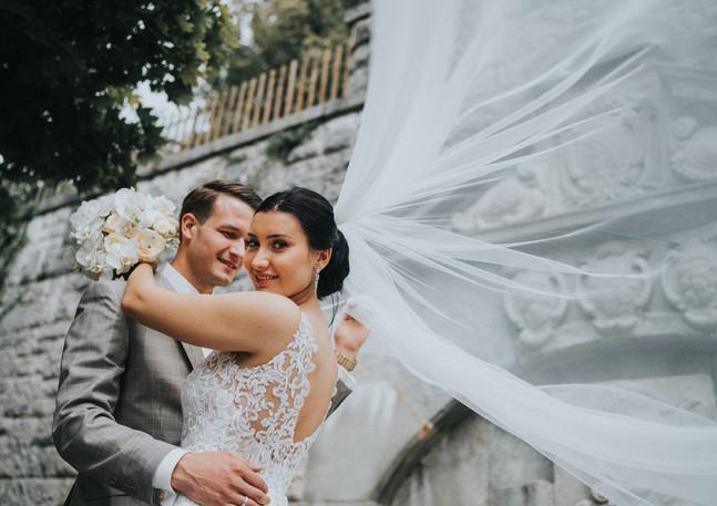 Brautpaarshooting Hochzeit Zurich