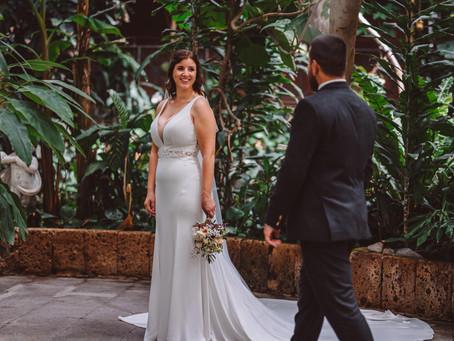 Hochzeitsreportage im Giardino Verde, Leandra & Carlos