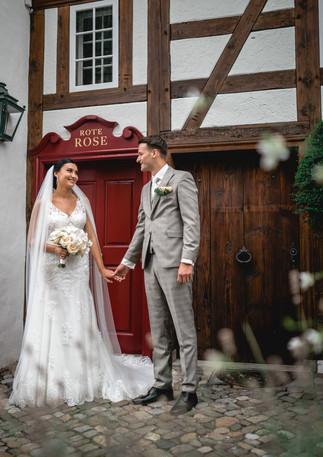 Brautpaarshooting Hochzeit in Zürich