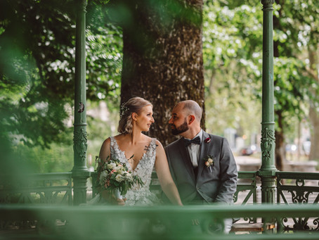 Hochzeitsreportage in Winterthur, Paulina & Davide