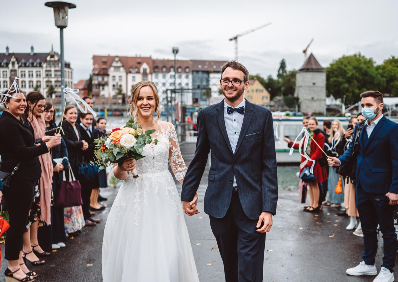 Hochzeit am Bodensee - Konstanz