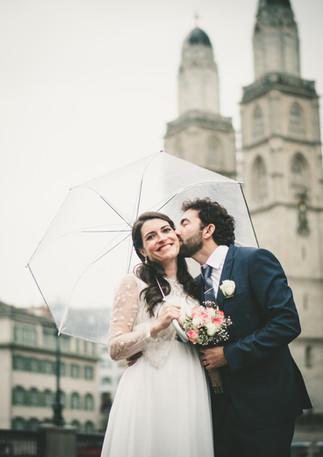Hochzeitsfotografie Zürich