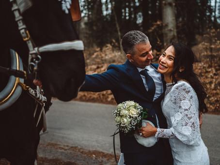 Hochzeitsreportage in Winterthur, Maurizio & Shell